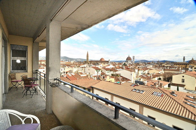 Maso a perfect apartment with amazing view